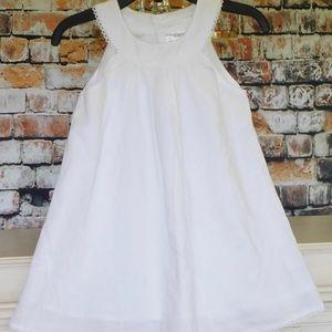 """Kardashian Kids White Dress Sz 18 M NWT """"D"""""""